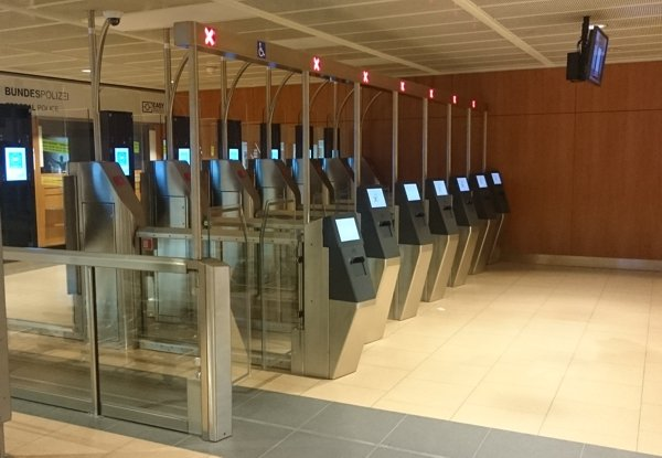 Automated Border Control