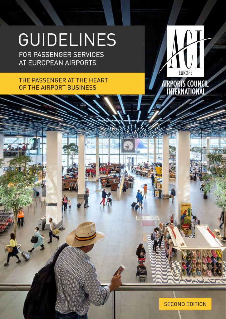 Guidelines for Passenger Services at European Airports