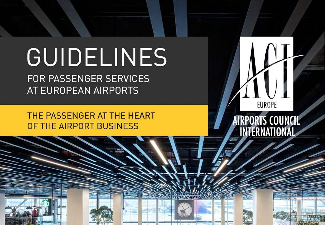 ACI EUROPE_Guidelines for Passenger Service at European Airports